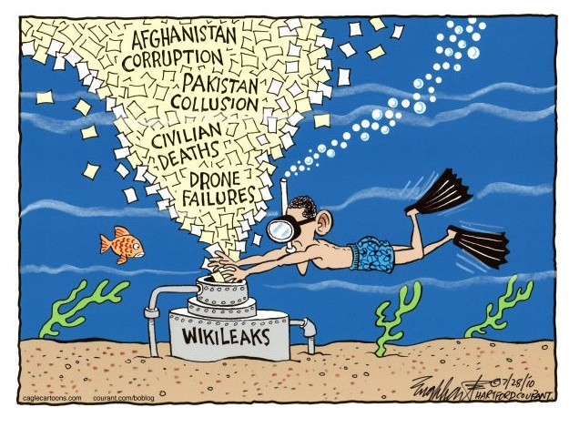 10 arguments for and against WikiLeaks