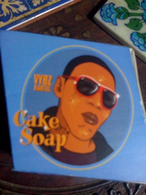 Infamous cake soap celebrated by Vybz Kartel in song and video