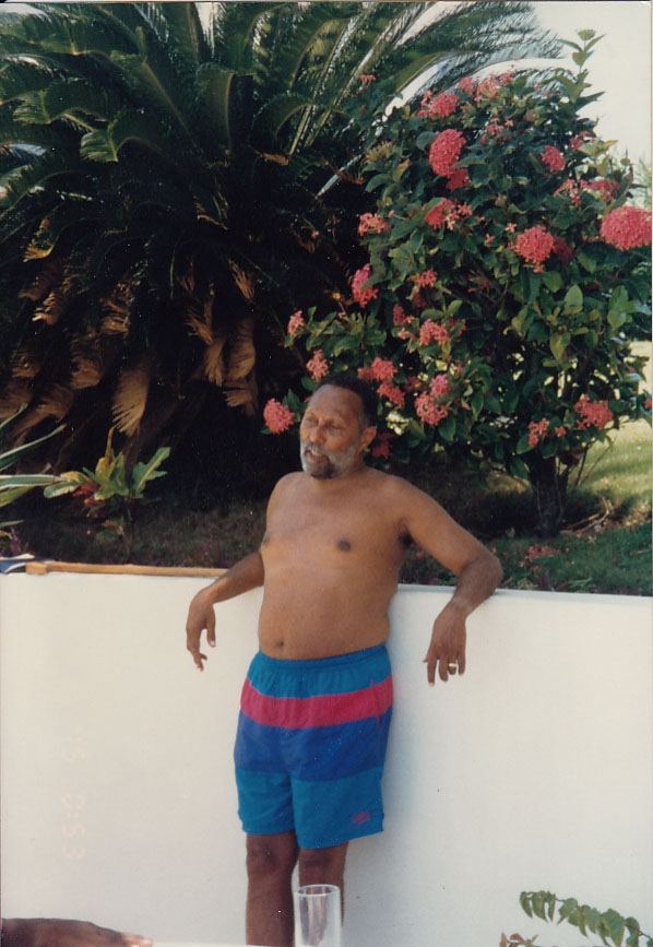 Stuart Hall, North Coast, Jamaica
