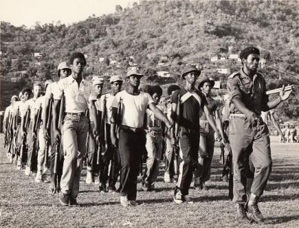 Militia training