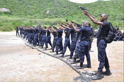 Jamaica Constabulary Force und...